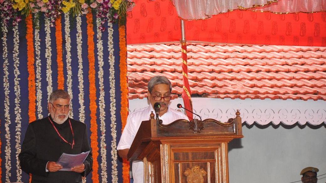 Manohar Parrikar wins trust vote in Goa assembly