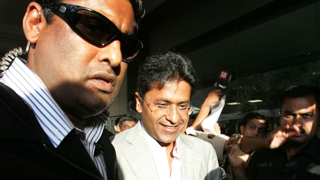 Former IPL Czar Lalit Modi says he is ready for a new beginning