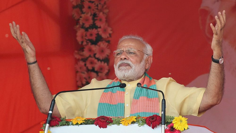 Prime Minister Modi: Taking electoral discourse to a new low