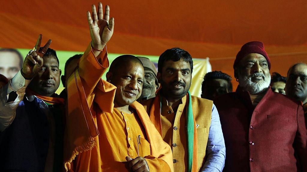 BJP anoints Yogi Adityanath as Uttar Pradesh Chief Minister