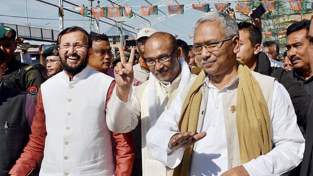 Manipur awaits floor test of 'manufactured majority'