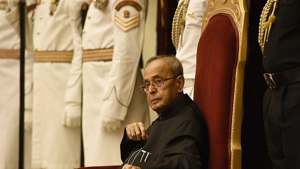 """We want no Caesars"": President recalls Jawaharlal Nehru's words"