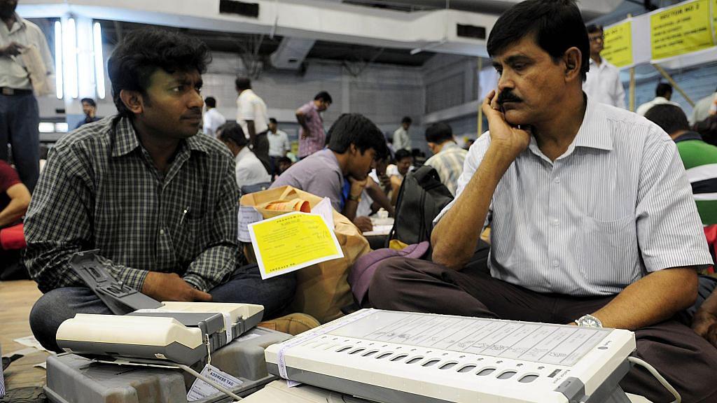 Supreme Court seeks EC's response on PIL seeking inquiry into EVMs