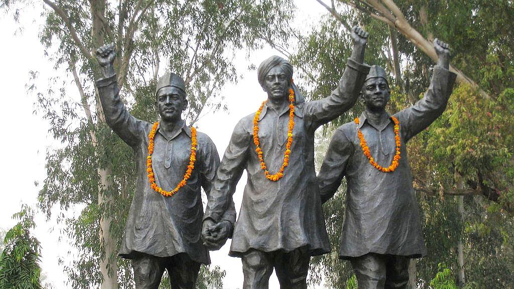 Sangh Parivar's duplicity on Shaheed Bhagat Singh