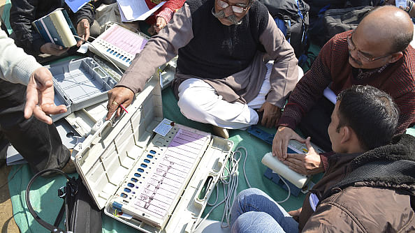EVM challenge: Techies appeal to EC for transparency