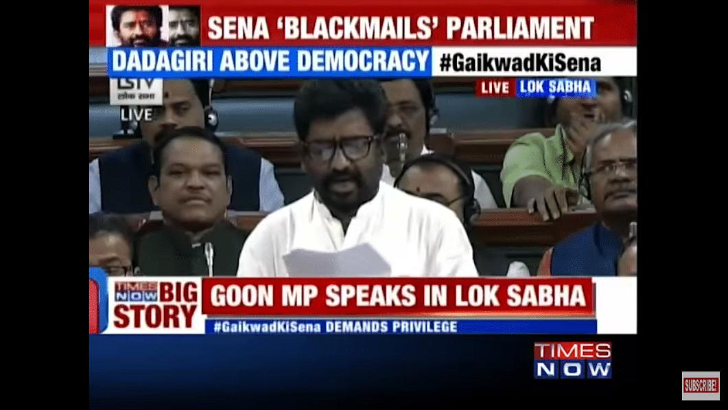 Gaikwad row: Aviation Minister faces wrath of Shiv Sena