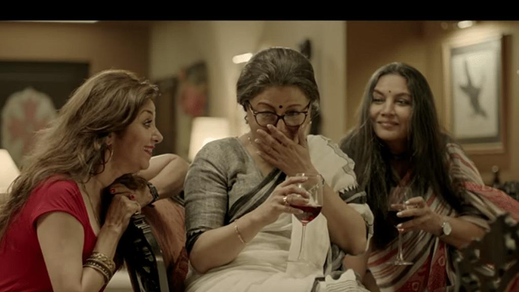 When feminism makes a sudden splash in Indian films