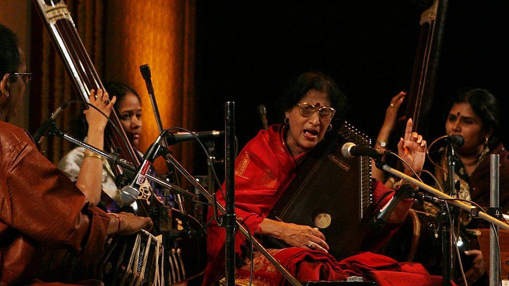Vocalist Kishori Amonkar passes away