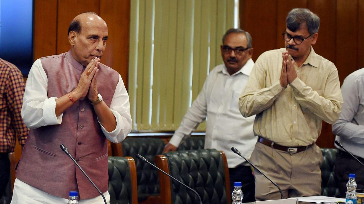 Home Minister bears brunt of anger in CRPF