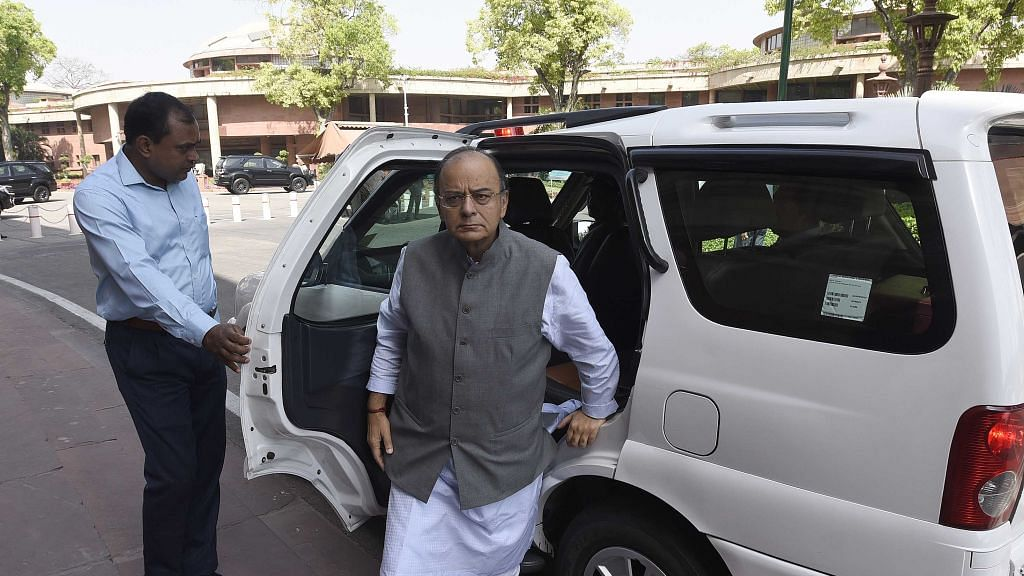 Mr Jaitley, make Aadhaar compulsory for political funding