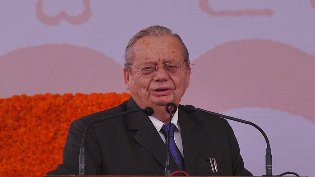 My father made my life meaningful: Ruskin Bond