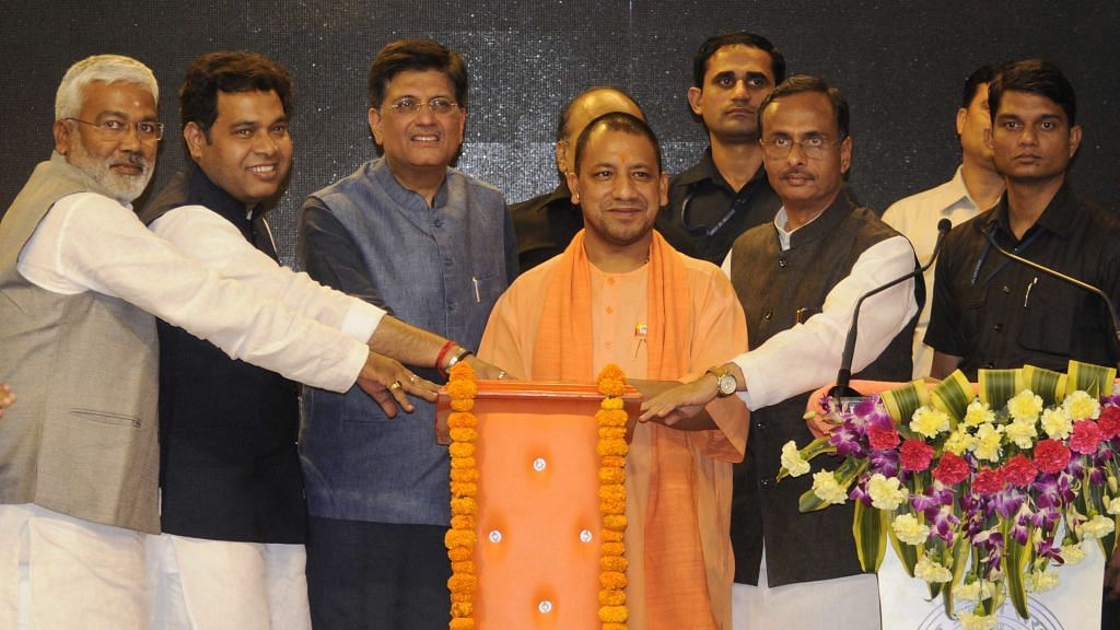 Ministers delighted with Yogi  emerging as a 'weak'  CM