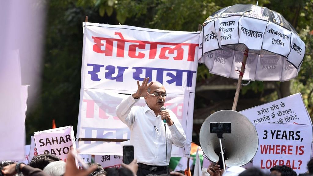 Fresh case against Prashant Bhushan for tweet on Lord Krishna