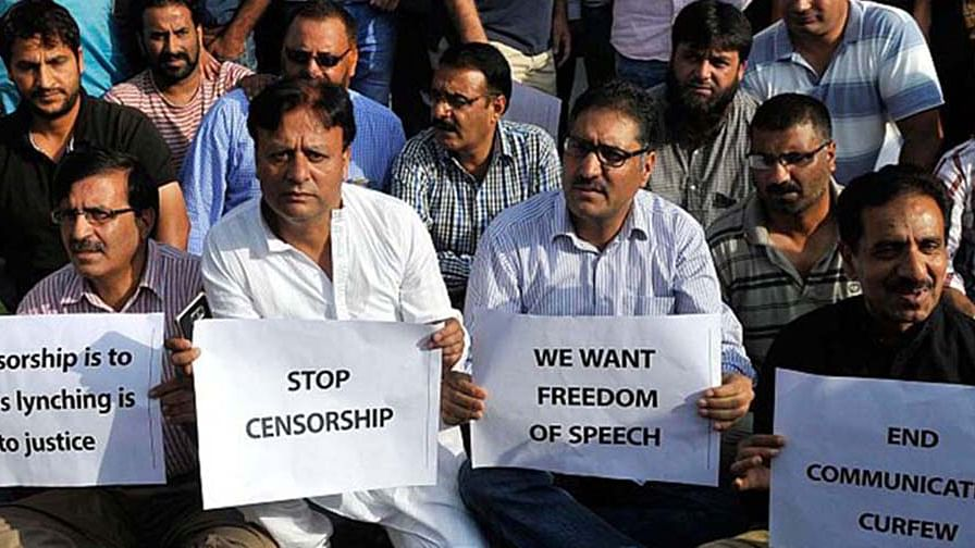 Indian press freedom declined during last year, media outlets critical of govt harassed: US State dept report