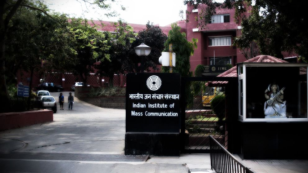 IIMC alumni write to  DG against seminar on 'National Journalism'