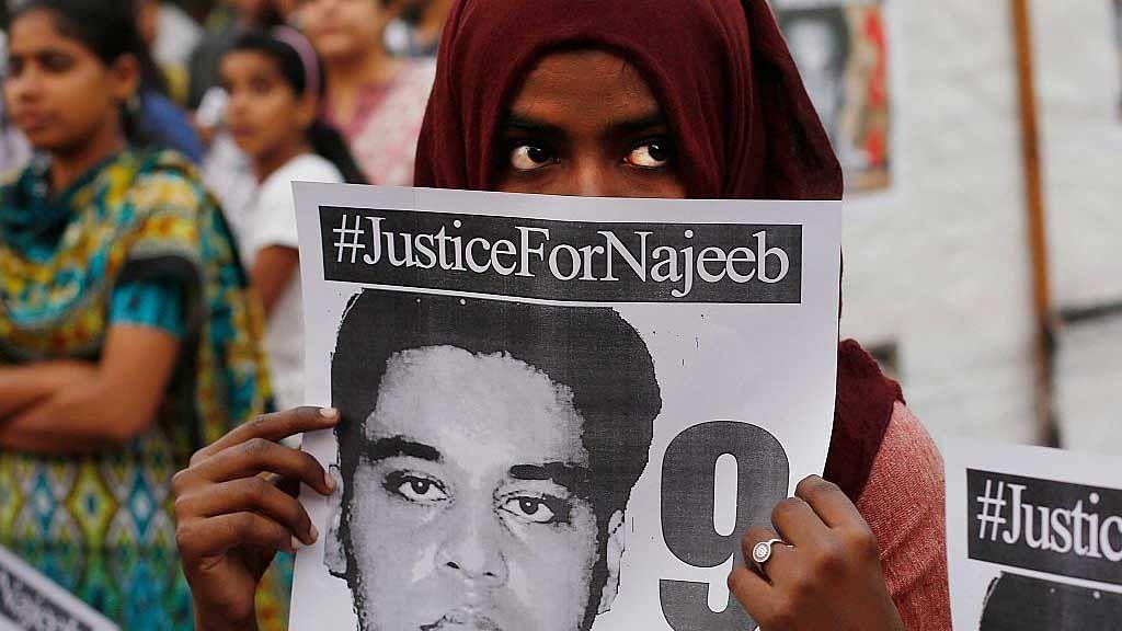 JNU students welcome HC order on Najeeb, but still wary