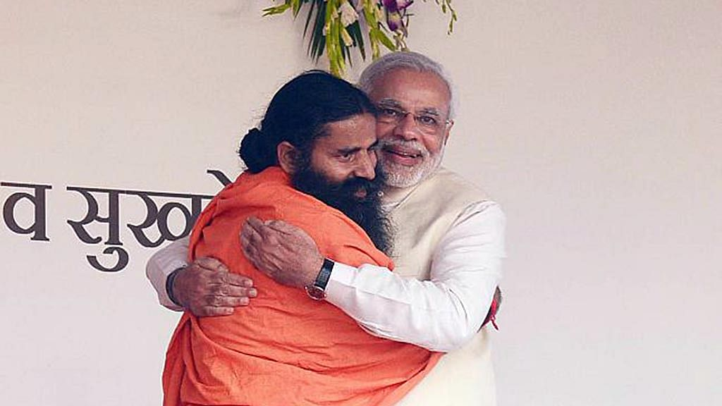 Reuters report exposes quid pro quo between Modi,  Ramdev