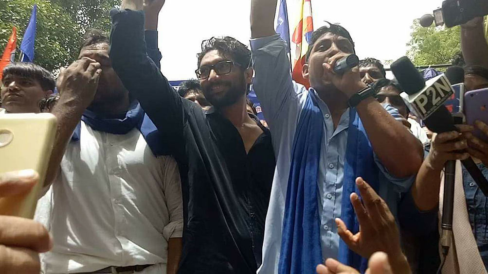 Huge surge in crimes against Dalits since Modi became PM: Mevani
