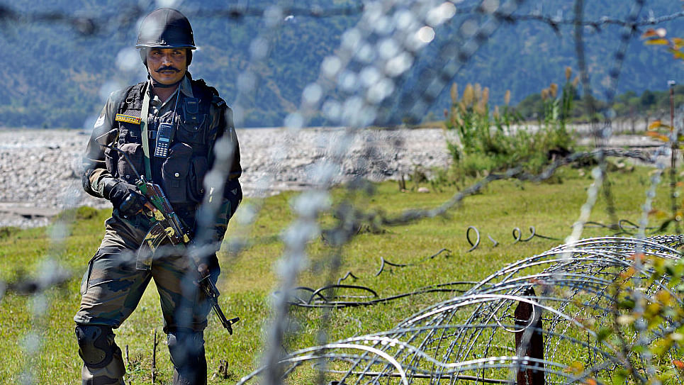 12-year-old PoK boy held along LoC in Jammu and Kashmir