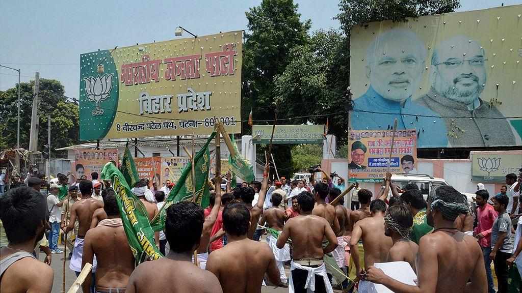 Double standards in Centre's anti-corruption drive