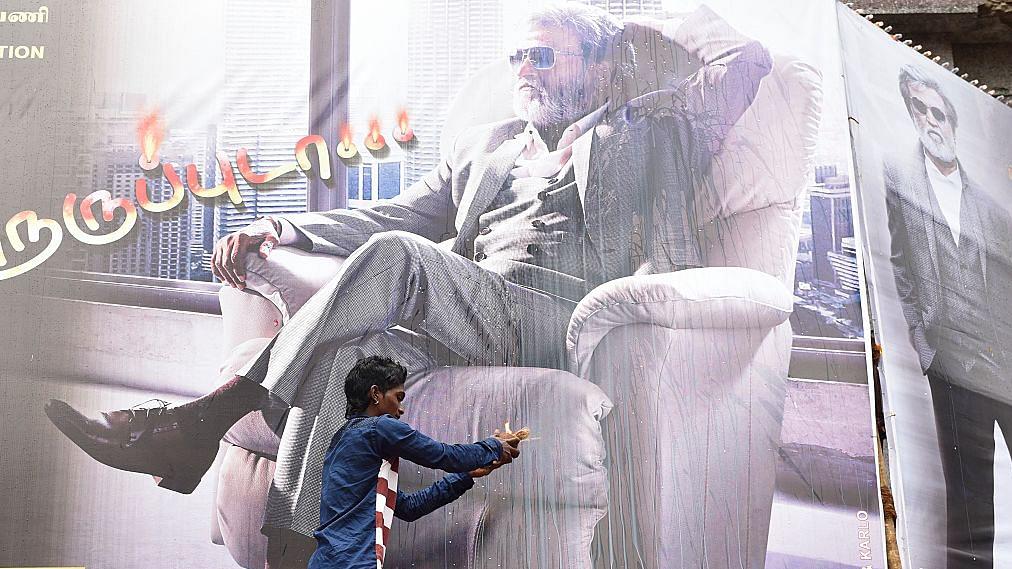 Rajini's next film is not based on Haji Mastan's life
