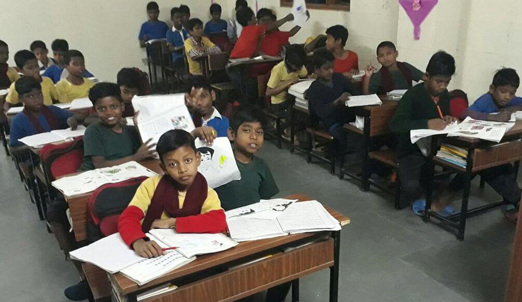 School for Mushars: Scripting change via education