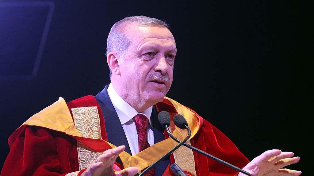 Turkish President is a 'hard nut'