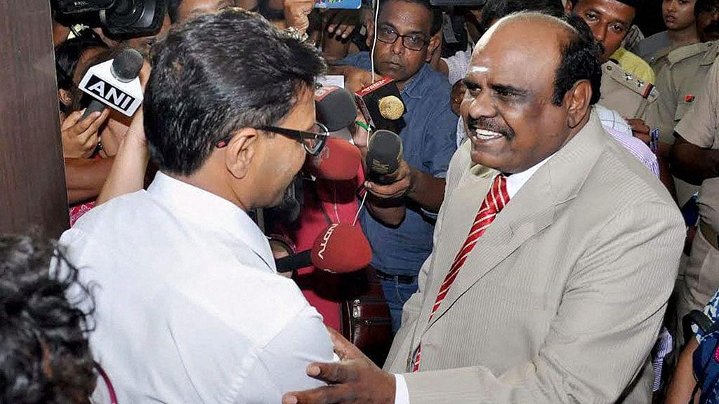 Police team in Chennai to arrest high court judge