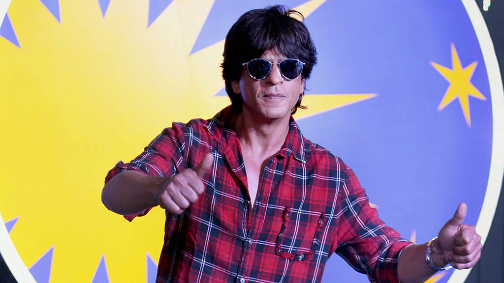 Entertainment: Cinema halls are better than films, says SRK