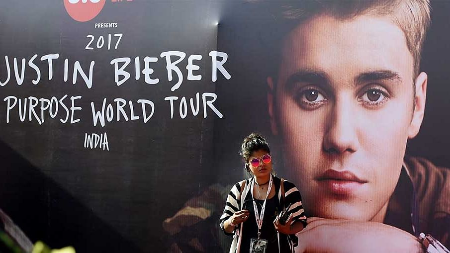 Was Bieber's concert most expensive 'dubsmash' ever?