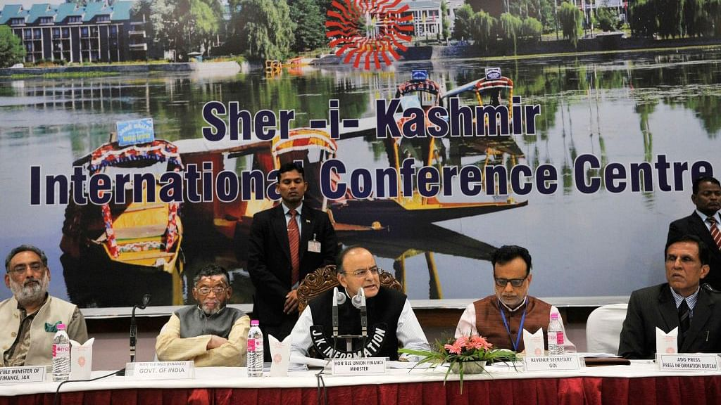 GST: Wary J&K business community wants  special treatment