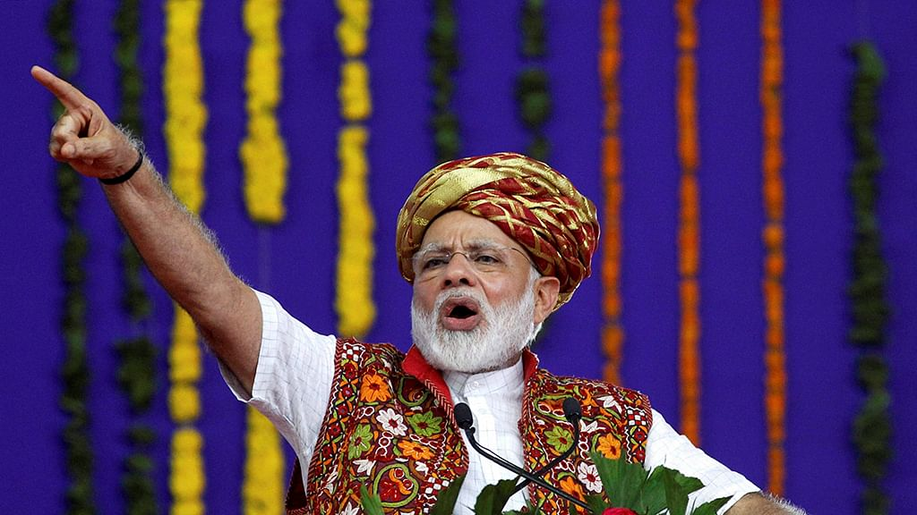 PM Modi's 'bluff' called on Twitter