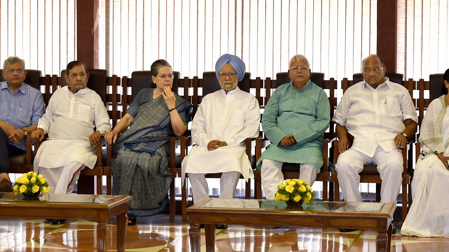 Opposition should try an Indira act in the presidential election