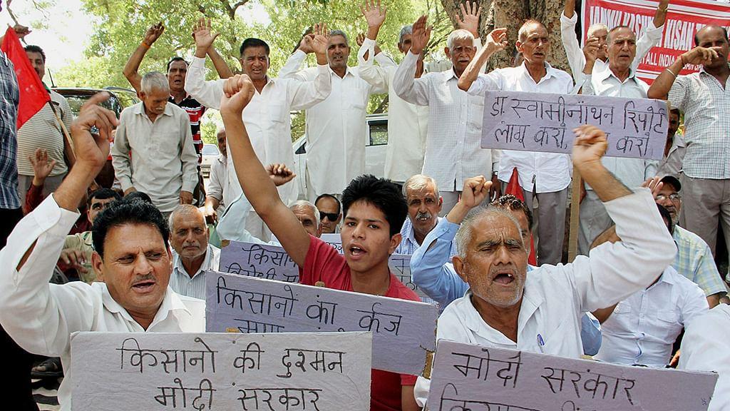 Parliament must meet to discuss grim agrarian crisis