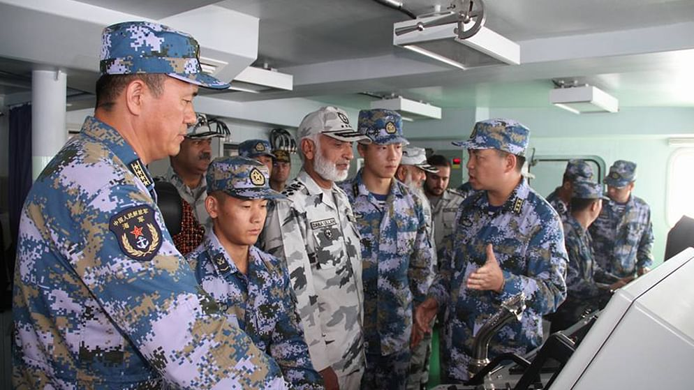 China likely to build military base in Pakistan: US