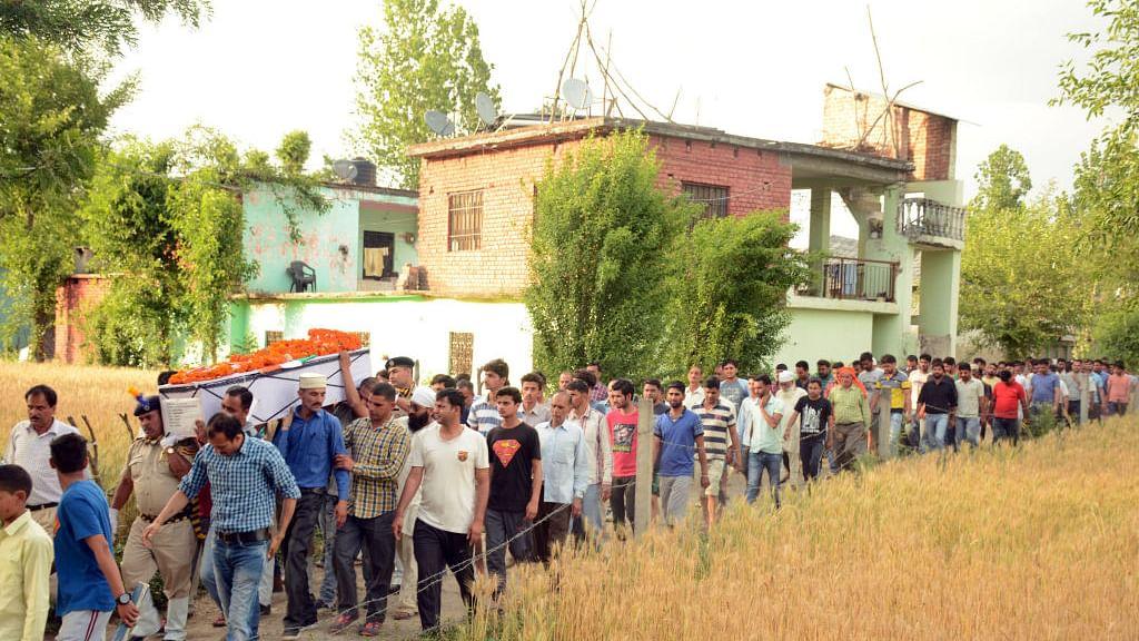 Naxals massacre jawans but CRPF says no human rights violation