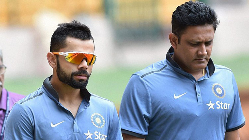 Anil Kumble quits as Indian cricket team's coach