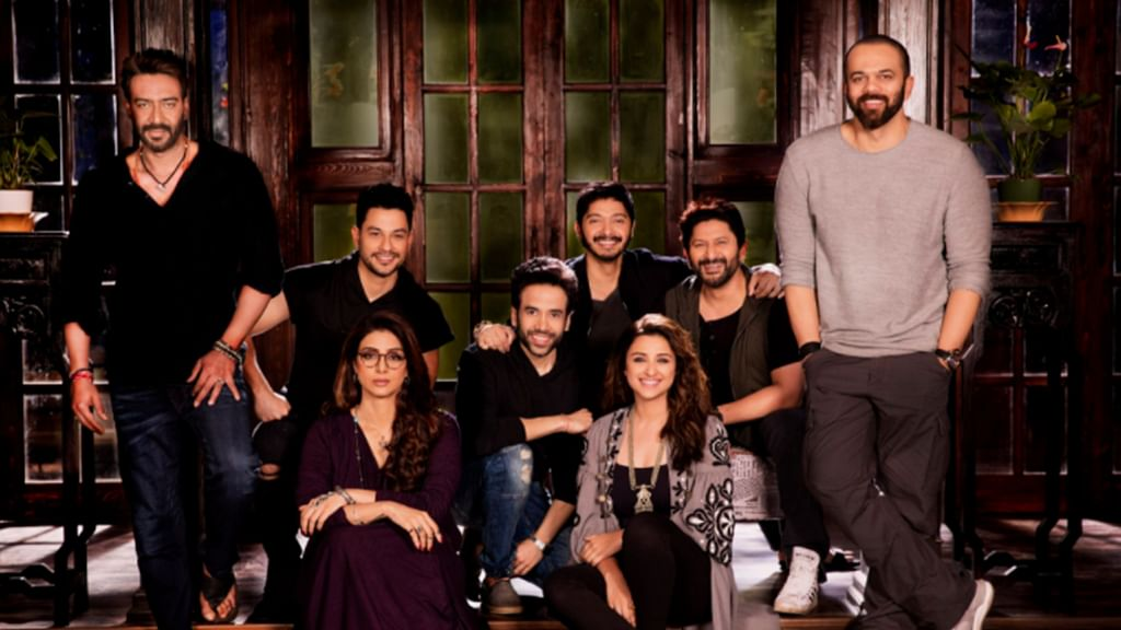 Entertainment: Golmaal Again with Tabu and Ajay