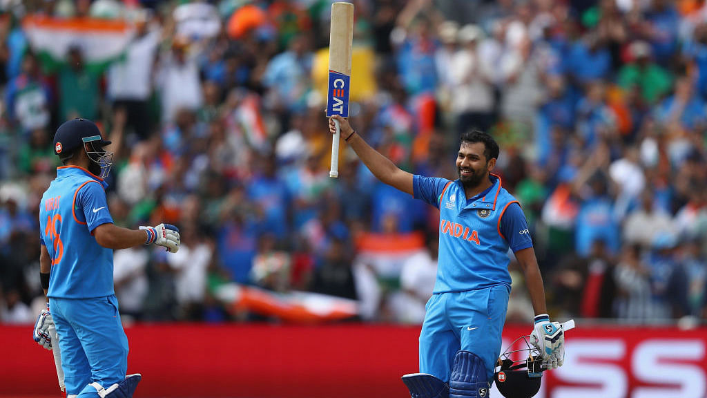 India has a successful 'net-session' before final against Pak
