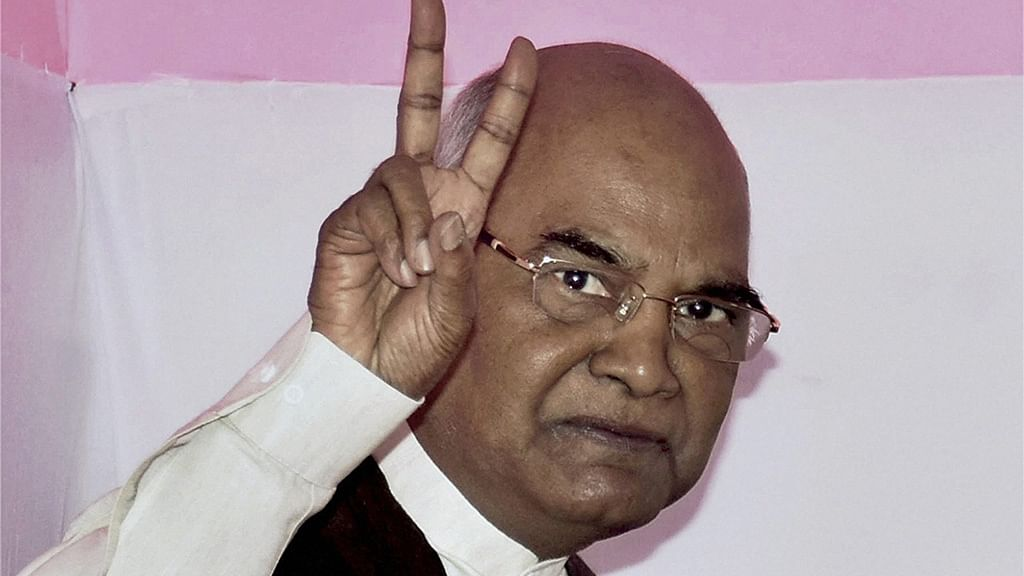 What made BJP name Ram Nath Kovind as its presidential candidate?
