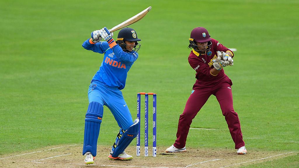 Smriti  Mandhana 2nd fastest Indian to score 2,000 ODI runs