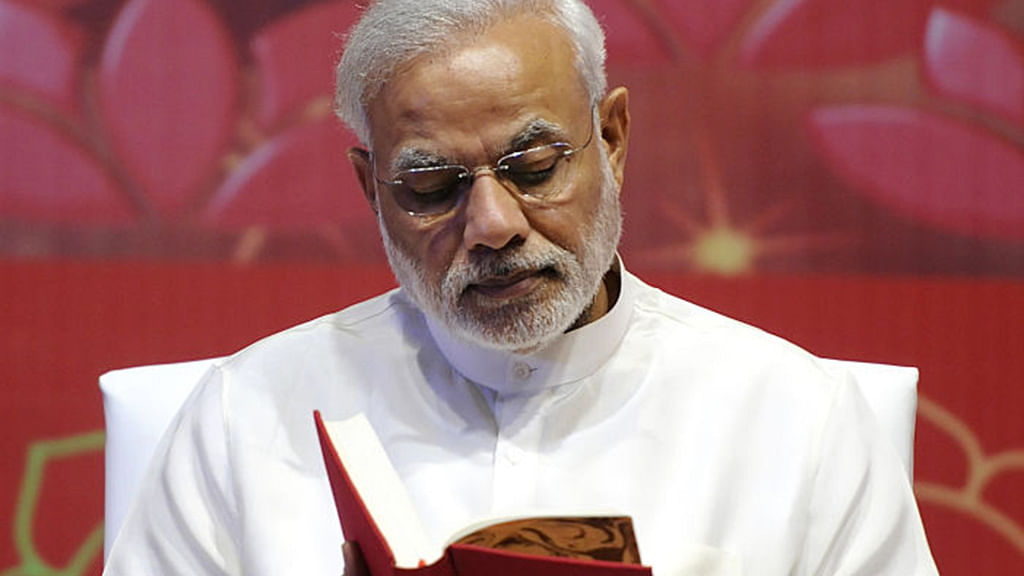 Here's a list of books Prime Minister Narendra Modi must read