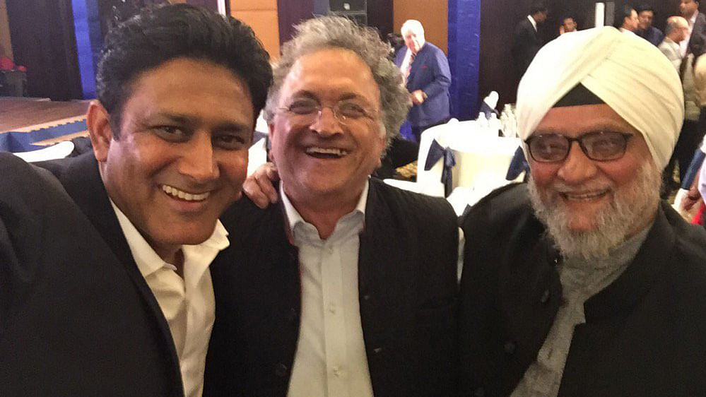 Guha stands up for Kumble & the Bangalore connection