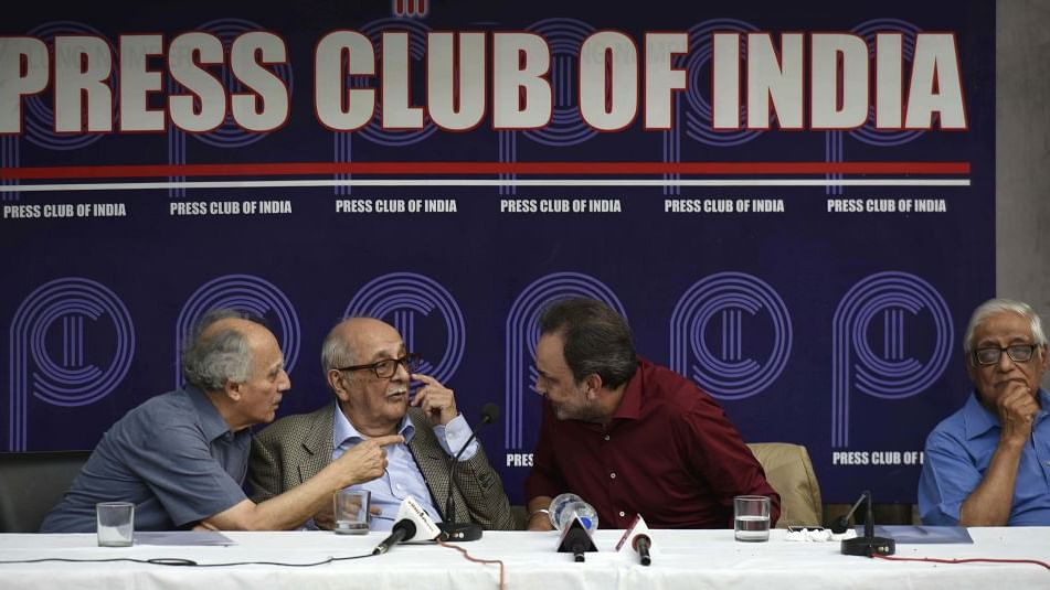 Role change: CBI gives NYT lessons on Freedom of Press