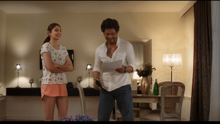 Entertainment: No 'intercourse' for Harry and Sejal, says CBFC