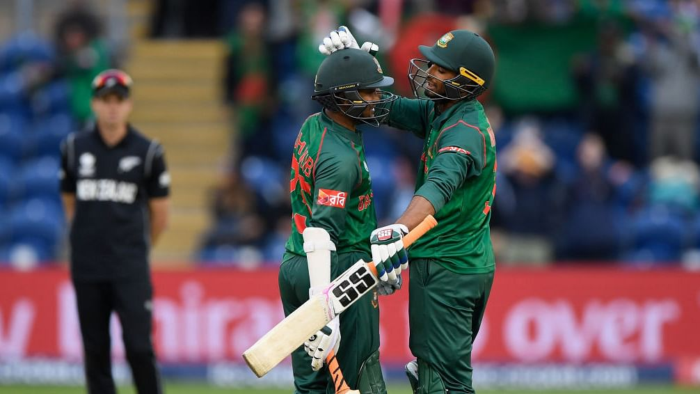 Tigers knock Kiwis out of Champions Trophy