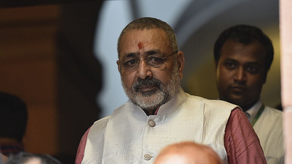 Is BJP blind towards taint charges against its own ministers?