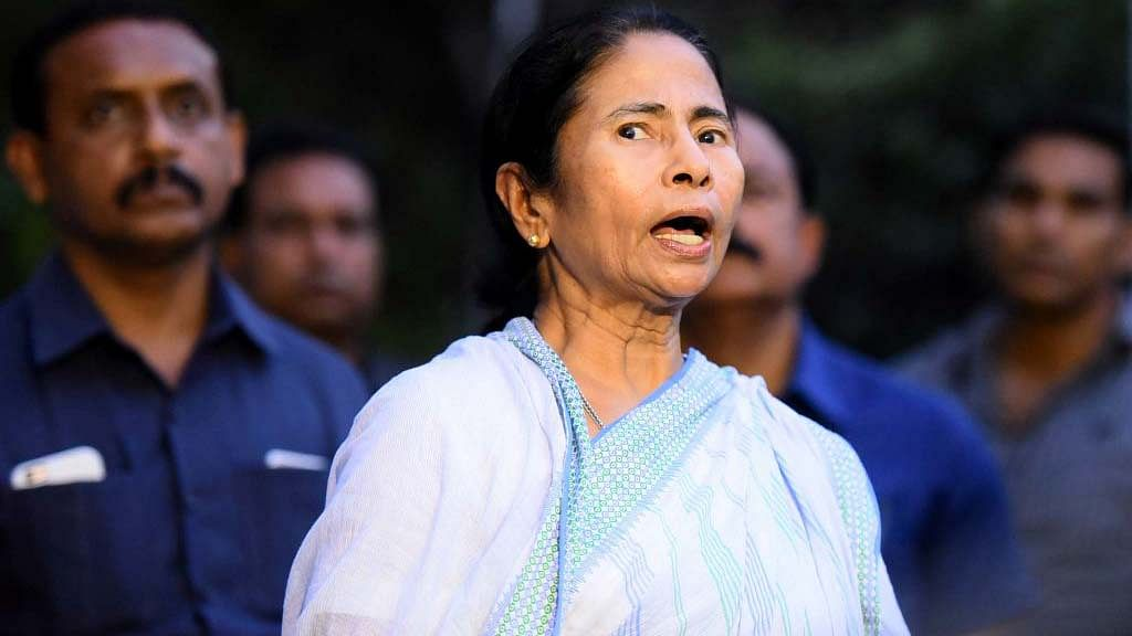 Mamata Banerjee more guilty of encouraging the RSS