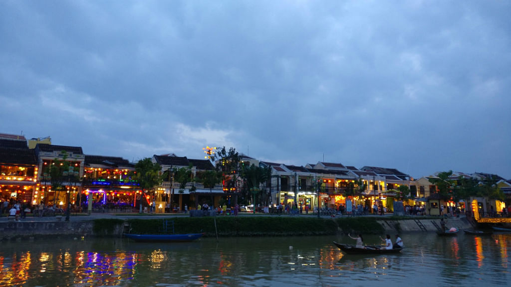 On the road: the ancient Vietnamese town of Hoi An