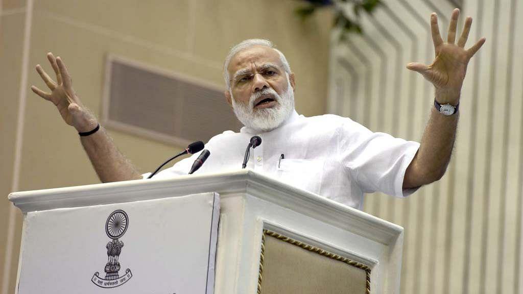 Narendra Modi, his speeches & politics: the art of public speaking